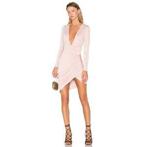 NWT NBD Long Sleeve Cocktail Dress